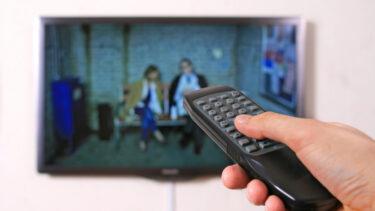 テレビの情報と偏り
